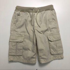 7 For All Mankind Shorts Cargo Pockets Khaki Boys
